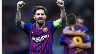 Photo of Messi crowned top scorer in La Liga for sixth time