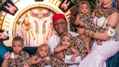 Photo of Femi Fani-Kayode shares pictures of his wife Precious Chikwendu as she celebrates birthday