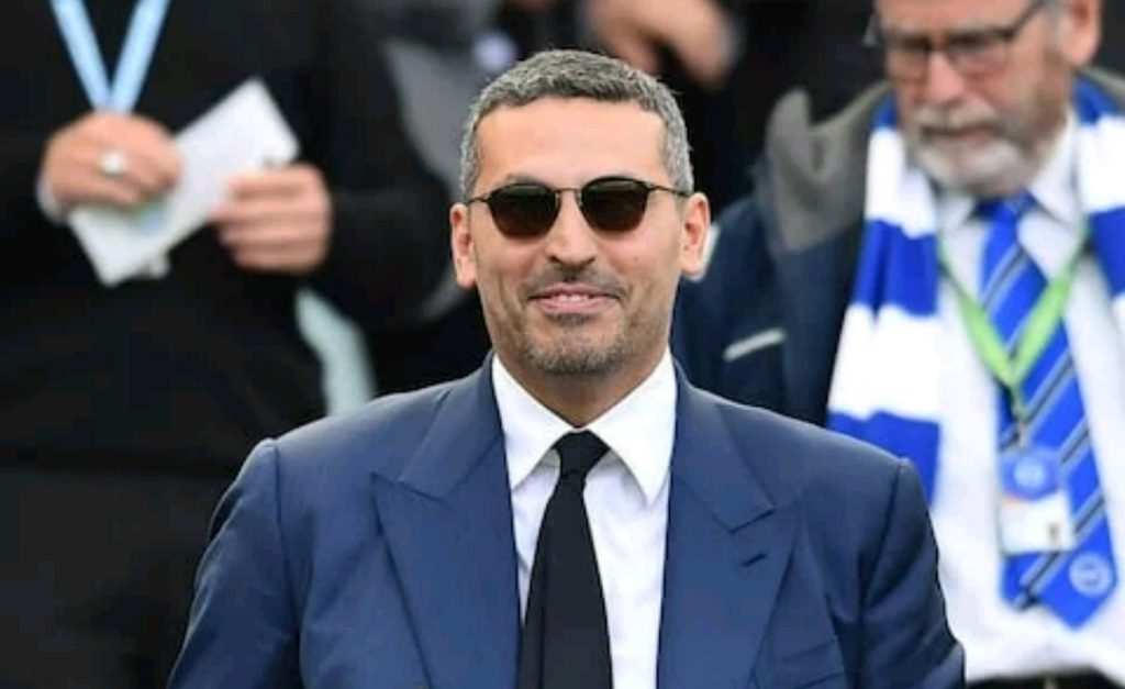 Manchester City chairman
