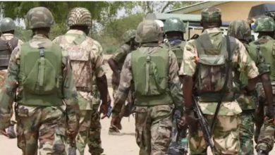 Photo of Nigerian Army reveal what Shekau's commander said about those helping Boko Haram