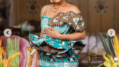 Photo of Tonto Dikeh to cause trouble for Nigerian tailors with her Owambe attires (Photos)