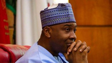 Photo of EFCC not aware of seal off of Saraki's houses – Spokesperson
