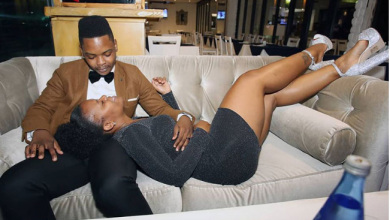 Photo of My fiancee will take my surname after marriage – South African dancer, Zodwa Wabantu says