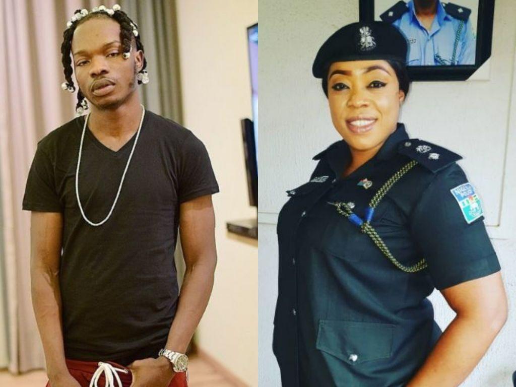 What Dolapo Badmus said as fans cheered Naira Marley in court