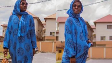 Photo of Ramadan: BBNaija's Alex wears Hijab to send love to Muslims