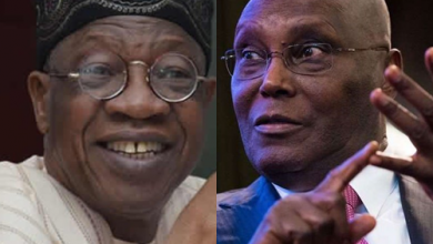 Photo of Atiku demands the arrest of Lai Mohammed, over alleged forthcoming crisis in Nigeria