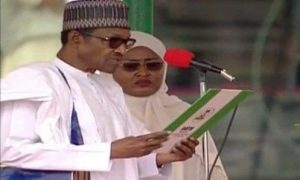 May 29: President Buhari sworn in as president of Nigeria for 2nd term (photos)