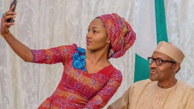 Photo of Zahra Buhari-Indimi writes her father to make Nigeria better in another 4-years