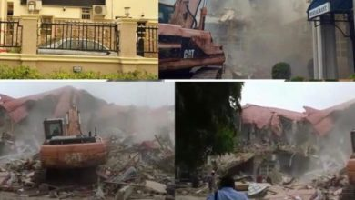 Photo of Caramelo club owner breaks down, highlights the implications of the demolition by FG