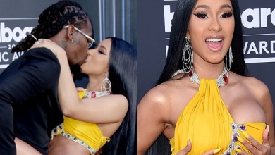 Photo of How Cardi B defends husband, Offset's cheating on Instagram