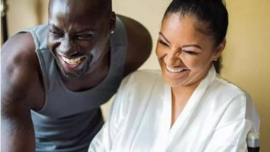Photo of Trouble? Actor, Chris Attoh deletes all photos with his new wife on his IG page