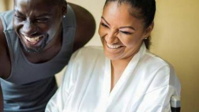 Photo of Chris Attoh: See the face of the man that shot his wife, Bettie Jennifer (Photo)