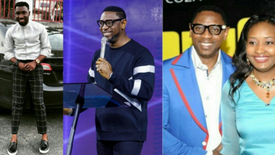 Photo of Biodun Fatoyinbo of Coza trend: Lady also shares her encounter with Randy pastor