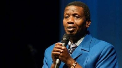 Photo of Pastor Adeboye speaks on the Xenophobic attacks in South Africa