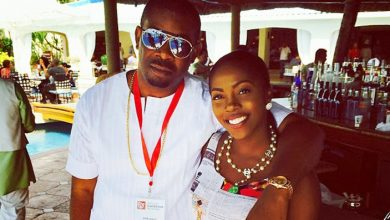 Photo of How Don Jazzy treated me when I told him I was pregnant – Tiwa Savage