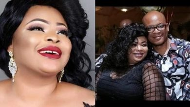 Photo of Actress Dayo Amusa set to get married, unveils fiance's identity