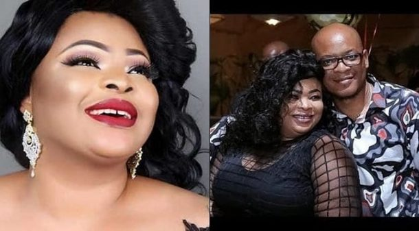 Actress Dayo Amusa set to get married, unveils fiance's identity