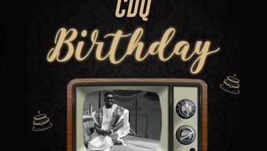 Photo of CDQ releases 'Birthday' as he is a year older today (Get it here)