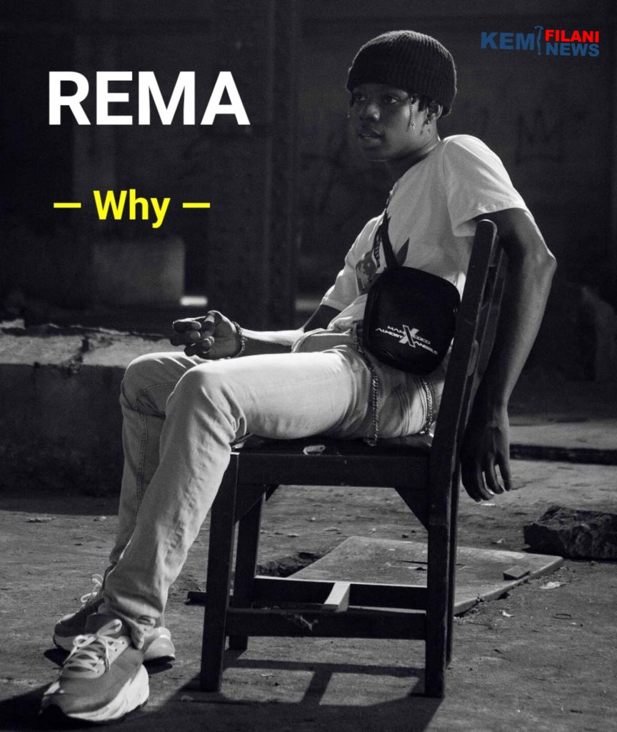 download mp3 Rema - Why mp3 download