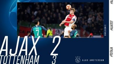 download video highlights Ajax vs Tottenham 2-3 highlights video download