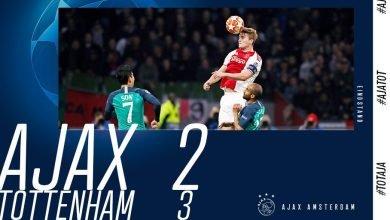 download video highlights Ajax vs Tottenham 2-3 highlights video download