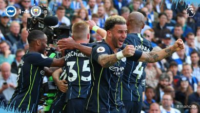 download video highlights Brighton vs Man City 1-4 highlights video download