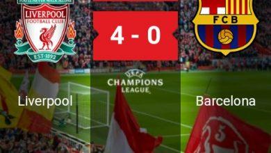 download video highlights Liverpool vs Barcelona 4-0 highlights video download