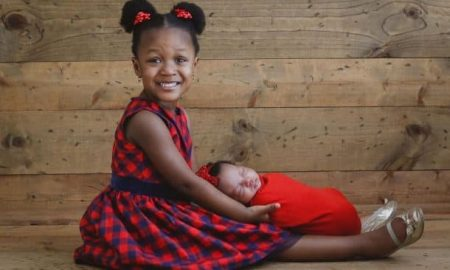 Dr Sid and wife, Simi celebrate daughter at 4
