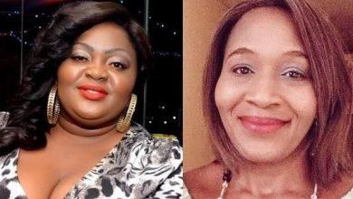 Photo of Kemi Olunloyo bows low, apologises for fat-shaming Eniola Badmus