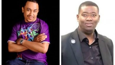 Photo of See how Daddy Freeze wished Pastor Adeboye's son, Leke happy birthday