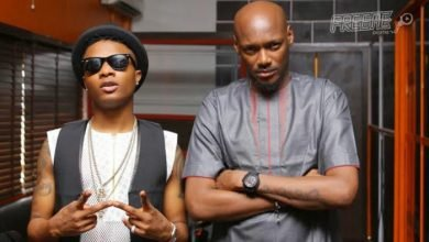 Photo of Nigerians are talking about this video of Wizkid and 2baba