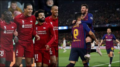 Photo of Liverpool vs Barcelona: The road to the 2018/2019 champions league final