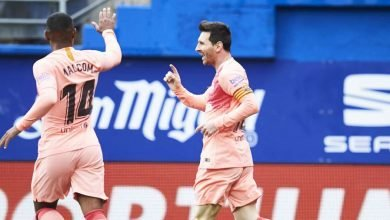download video highlights Eibar vs Barcelona 2-2 highlights video download