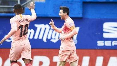 Photo of La Liga: Eibar vs Barcelona 2-2 [HIGHLIGHTS]