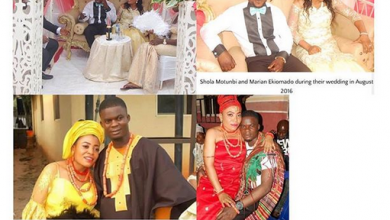 Photo of Man cries out as his estranged wife marries his best man without divorcing him