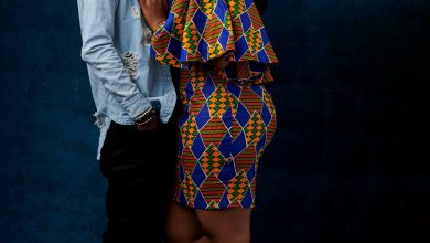 Photo of Leicester City midfielder, Wilfred Ndidi releases prewedding photos with lover