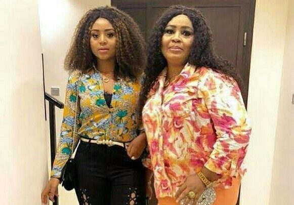 Regina Daniels' father never married her mother, has no right to demand bride price