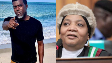 Photo of 'It is the right thing to do'- Reno Omokri commends Justice Bulkachuwa for pulling out of Atiku Vs Buhari's case