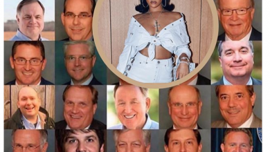 Photo of Abortion: Rihanna slams 25 Republican politicians and Governor of Alabama