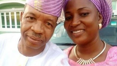Photo of Veteran Actor, Saka reveals his only regret as he marks 16th wedding anniversary