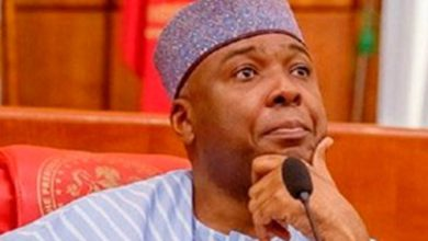 Photo of My saddest day as Senate president – Bukola Saraki