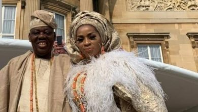 Photo of Queen Of England Hosts Billionaire Razaq Okoya, Wife At Buckingham Palace (photos)