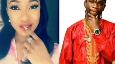 Photo of 'With me you will never lack any sexual pleasure' – Speed Darlington tells Tonto Dikeh