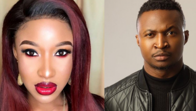 Photo of How angry Tonto Dikeh attacked comedian Funny Bone for commenting on her marriage saga
