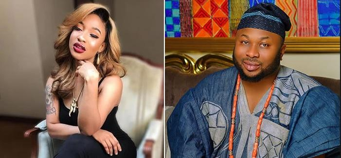 Tonto Dikeh reveals the only condition that will make her accept Olakunle Churchill back