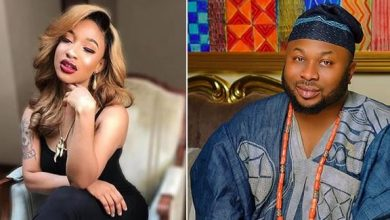 Photo of Olakunle Churchill is not Mr X – Tonto Dikeh reveals why she lied