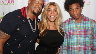 Photo of Wendy Williams' son allegedly in police net for punching his father, Kevin Hunter