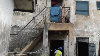 Photo of Another building collapses in Lagos, several injured (Photos)