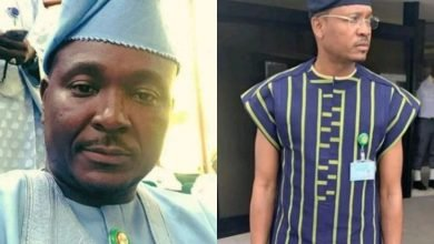 Photo of Akin Alabi and Shina Peller share first pictures as House of Rep members