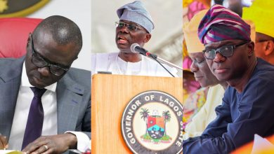 Governor Of Lagos State, Babajide Olusola Sanwo-Olu